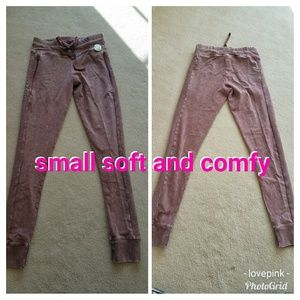 Pink legging new soft and comfy stretch